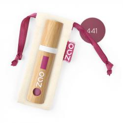 ZAO - Bambou Encre à lèvres 441 Rose Emma BIO