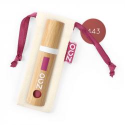 ZAO - Bambou Encre à lèvres 443 Fraise BIO