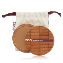 ZAO - Fond de teint compact Neutre 733 BIO
