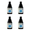 Houblonde - 1ère Bière Belge Bio & Dynamisée au monde! 4 X 33 cl