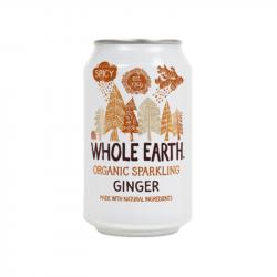 Whole Earth Gingembre Bio 330ml