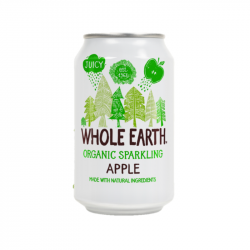 Whole Earth Pomme Bio 330ml