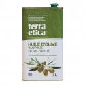TerraEtica - Huile d'Olive Extra-Vierge de Sicile Bio 3L