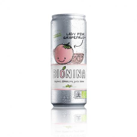Bionina - Grapefruit Organic 33cl