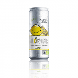 Bionina - Citron Bio 33cl
