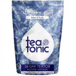Teatonic - Teatox Bedtime Infusion - detox infusion 84g