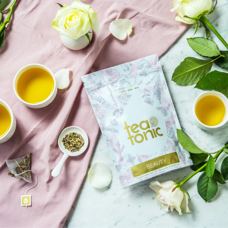 Teatonic - Beauty - tea for a flawless skin 50g