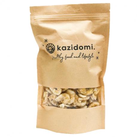 Kazidomi - Organic Dried Bananas 500g