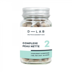 D-LAB - Clear Skin Complex 100 caps