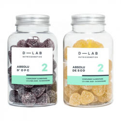 D-LAB - Pure Radiance - Gummies 400 caps