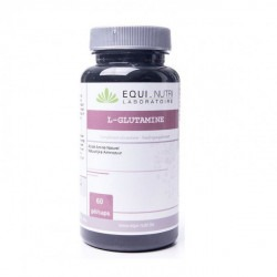 EQUI-NUTRI - L-GLUTAMINE 60 PILLS