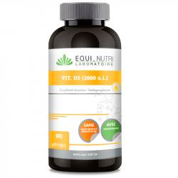 EQUI-NUTRI - VIT. D3 5200 u.i. 90 CAPS