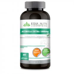 EQUI-NUTRI - ACEROLA EXTRA 1000mg 60 PILLS
