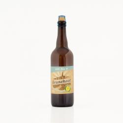 Brasserie de Brunehaut - White Organic Belgium Beer 75cl