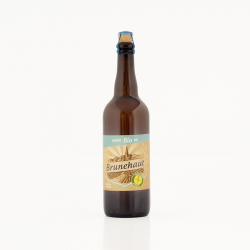 Brasserie de Brunehaut - Bière Belge Blanche Bio 75cl
