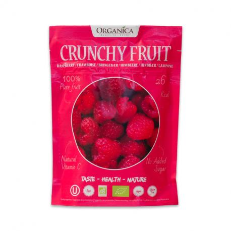 ORGANICA - Freeze-dried raspberry 12g