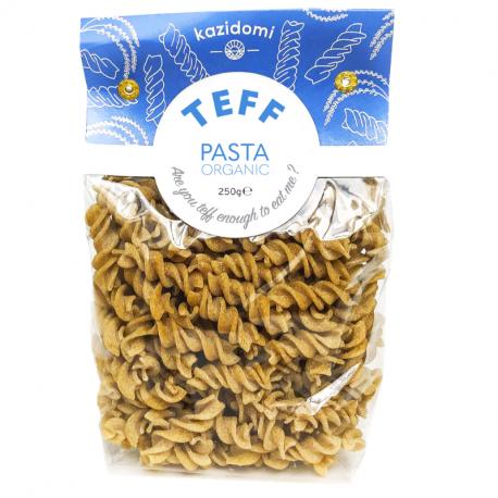 Kazidomi - Teff Pasta Organic 250g