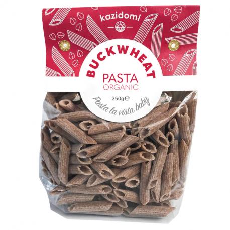 Kazidomi - Buckwheat Pasta Organic 250g