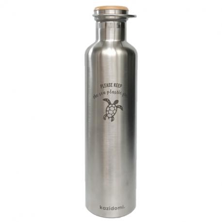 Kazidomi - Insulated Water Bottle 1L