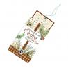 Atlas Cedar Scent Bag 1x Organic