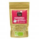 Noisettes Grillées En Poudre Bio 100g