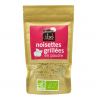 Noisettes Grillées En Poudre Bio