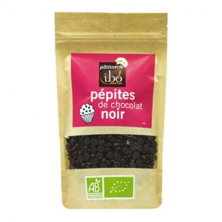 Pépites De Chocolat Noir Bio 150g