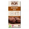 Chocolat Noir Dessert Pâtissier 55% Bio
