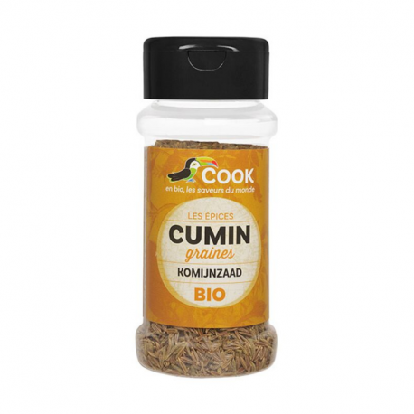 CUMIN GRAINES Bio 40g