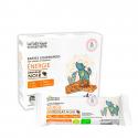 4 Chocolade Energierepen Organic 144g