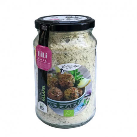 Rebel Falafel Organic 200g