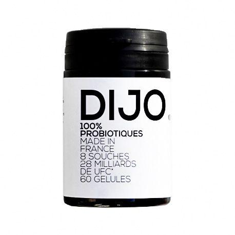 100% Probiotics Cure 60 caps Organic
