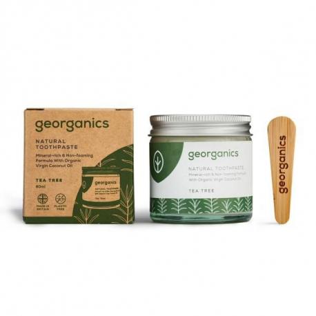 Dentifrice Reminéralisant Tea Tree Bio 60ml