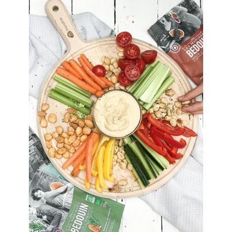 BEDOUIN - Amandelen met Espelette chilipeper Organic 125g