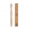 Brosse à dents en bambou individuel enfant