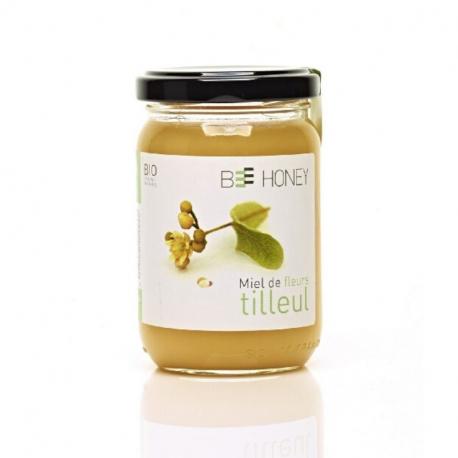 Lindebloesem honig Organic 250g