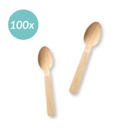 100 eetlepels populierenhout