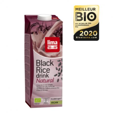 Black Rice Drink Organic 1L