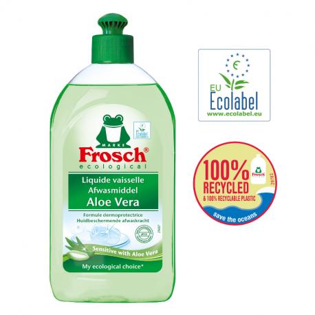 "Ecological Afwasmiddel Aloe Vera ""Ecolabel"" 500ml"