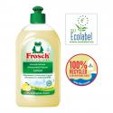 """Ecological Afwasmiddel Lemon Balsam """"Ecolabel"""" 500ml"""