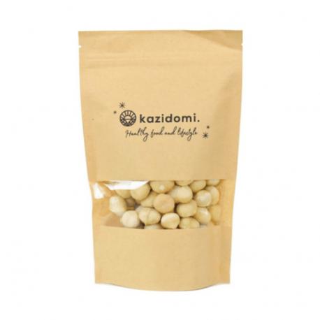Macadamia Nuts Organic 250g