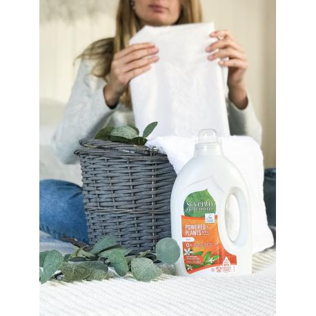 7th Generation - Liquide Lessive Orange & Fleurs 1L