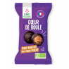 Coeur de Boule - Cocao and Hazelnoot filled with Praliné Bio Bio