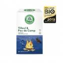 Herbal Tea Tilleul & Campfire 20 bags Organic