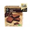 Happy Go - Moelleux intense zwarte fondant Bio 170g (glutenvrij en lactosevrij)