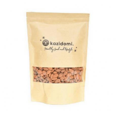 Kazidomi - raw & bio almonds 250g