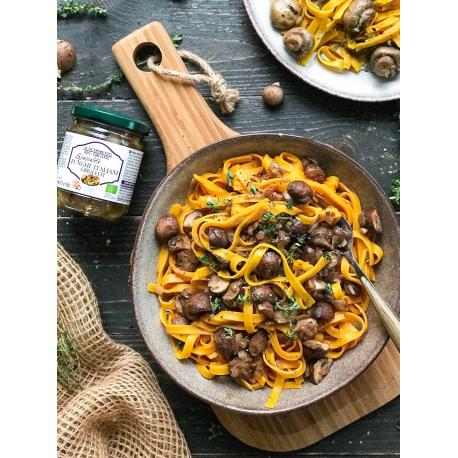 Kazidomi - Turmeric & Rice Pasta Organic 250g