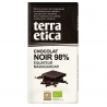 Chocolat Noir 98% Equateur Madagascar Bio