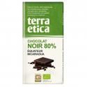 Dark Chocolate 80% Nicaragua Organic 100g