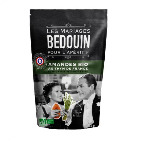 BEDOUIN - amandelen met Franse Tijm Organic 125g